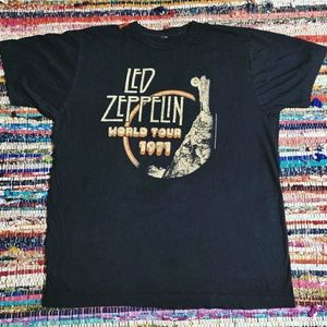 Other - 🐺🎸 Led Zeppelin Band Tee 🐺